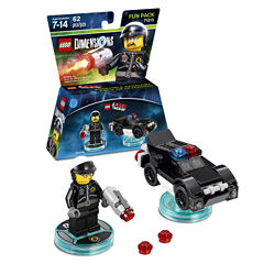 Lego Dims Movie Bad Cop Fun Pack Gaming Accessory