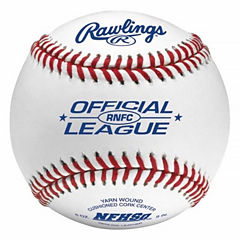 Rawlings High School Game Ball Cushioned Cork Center 1 Dozen