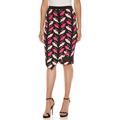 Bisou Bisou Pencil Skirt