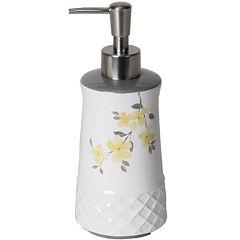 Spring Garden Soap Dispenser