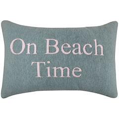 Park B. Smith® On Beach Time Decorative Pillow