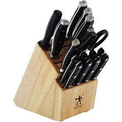 J.A. Henckels InternationalForged Premio 17-pc. Knife Set