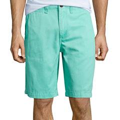 "Arizona 10¼"" Inseam Flat-Front Shorts"
