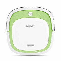 Ecovacs DEEBOT DA60 Slim Bare-Floor Cleaning Robot with Dry/Dust Mop