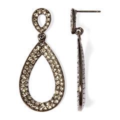 Natasha Fancy Teardrop Earrings