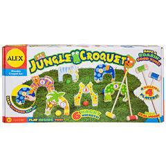Alex Toys Active Play Jungle Croquet 20-pc. Croquet Set