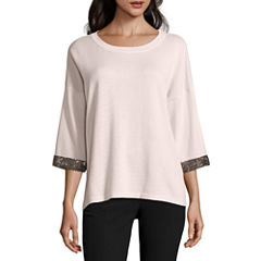 By Artisan Long Sleeve Pullover Sweater