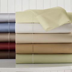 Royal Velvet® 400tc WrinkleGuard™ Sheet Sets and Pillowcases