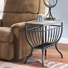 Signature Design by Ashley®  Antigo Chair Side End Table