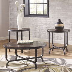 Signature Design by Ashley® Ferlin Coffee Table Set