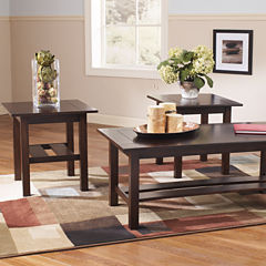 Signature Design by Ashley® Lewis Occasional Table Set
