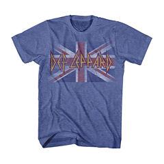 Def Leppard Union Jack T-Shirt