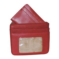 Buxton® Coin Card Case