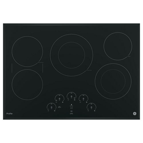 GE Profile™ 30 Built-In Touch Control Electric Cooktop With 5 Elements