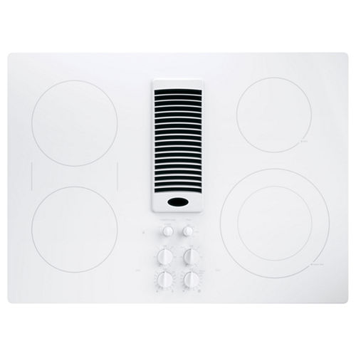 GE Profile™ 30 Downdraft Electric Cooktop With 4 Elements