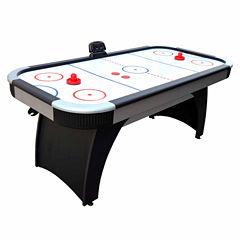 Hathaway Silverstreak 6-Ft Air Hockey Table