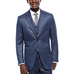 Steve Harvey® Blue Suit Jacket