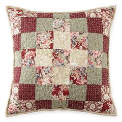 Home Expressions™ Cassandra Square Decorative Pillow