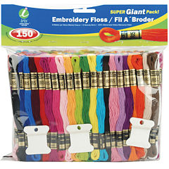 Super Giant 150-Pack Embroidery Floss