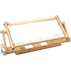 Original Lap Frame with Scroll Frame