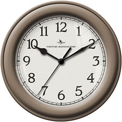 FirsTime® Essential Wall Clock