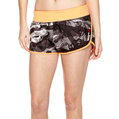 Reebok® One Series Camo Woven Shorts