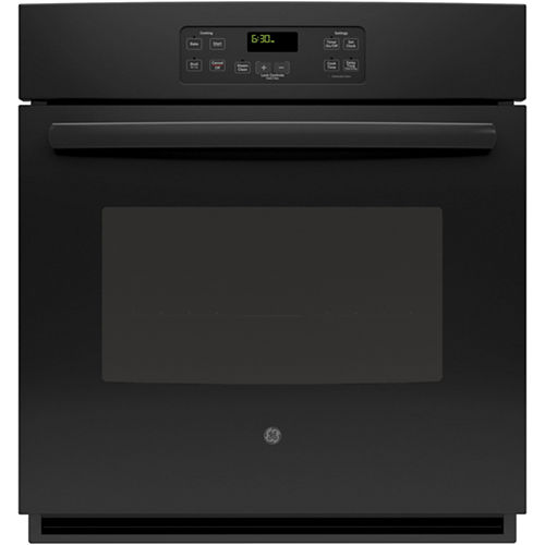 GE® 27 Built-In Single Electric Wall Oven Standard Clean with Steam