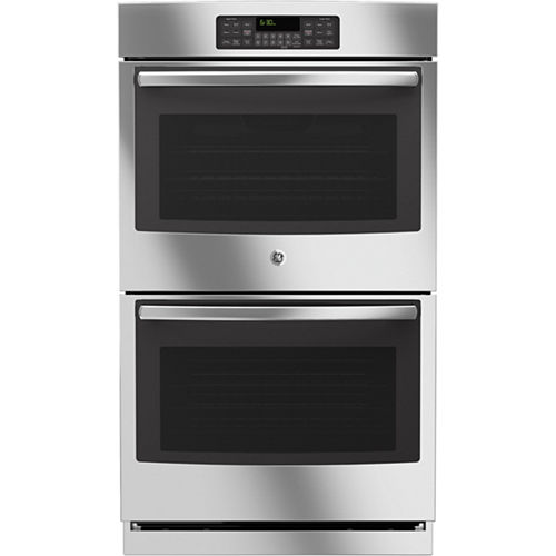GE® 30 Built-In Double Wall Oven With Steam Clean