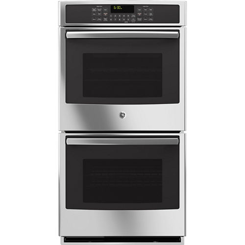 GE Profile™ 27 Double Electric Wall Oven Self Cleaning With Steam Plus Convection
