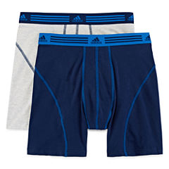 adidas® 2-pk. Athletic Stretch Boxer Briefs