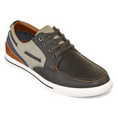 JF J.Ferrar Somerset Mens Boat Shoes