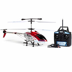 World Tech Toys Hercules Unbreakable 3.5Ch Rc Helicopter