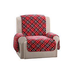 SURE FIT® Holiday Furniture Cover Recliner