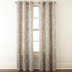 Monterey 2-Pack Room Darkening Grommet-Top Curtain Panels