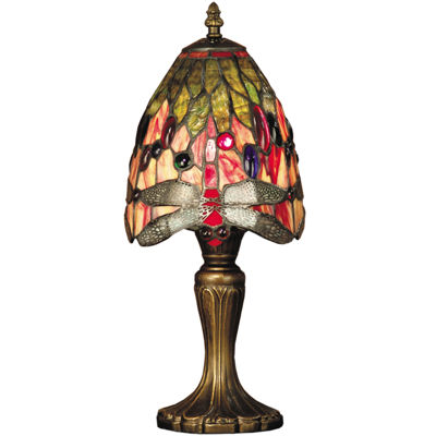 Dale Tiffany™ Jeweled Dragonfly Accent Lamp