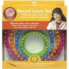 Boye Round Loom Set