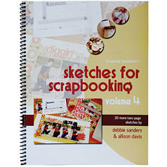 Scrapbook Generation-Sketches for Scrapbooking Volume 4