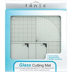 Tempered Glass Cutting Mat