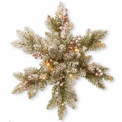 National Tree Co. Holiday Window Decor
