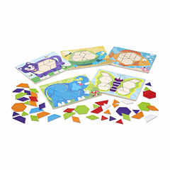 Melissa & Doug® Animal Pattern Blocks