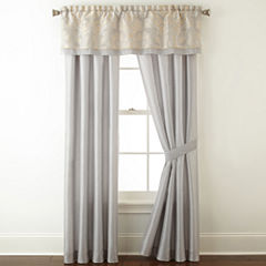 Home Expressions Carlisle Rod-Pocket Curtain Panel