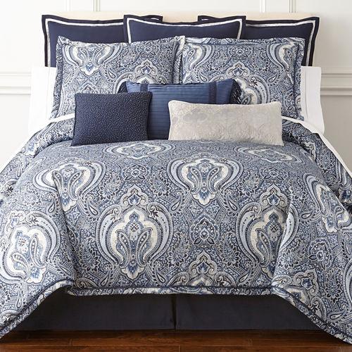 Royal Velvet Modena 4-pc. Comforter Set