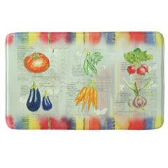 Bacova Guild Garden Veggies Rectangular Kitchen Mat