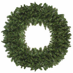5 Ft. Unlit Commercial Size Canadian Pine Artificial Christmas Wreath