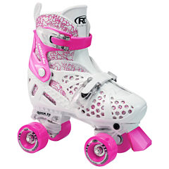 Roller Derby Fun Roll Jr Adjustable Roller Skates