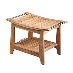 Radiant Saunas Teak Sauna Bench with Storage