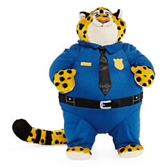 Disney Collection Zootopia Medium Plush Clawhauser