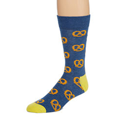 HS By Happy Socks Crew Socks-Mens