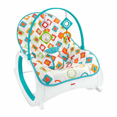 Fisher Price Infant To Toddler Rocker Geo Diamonds Baby Swing