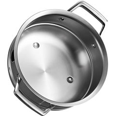 Tramontina® Gourmet Prima Double Boiler Insert For 3- & 4-qt. Saucepans
